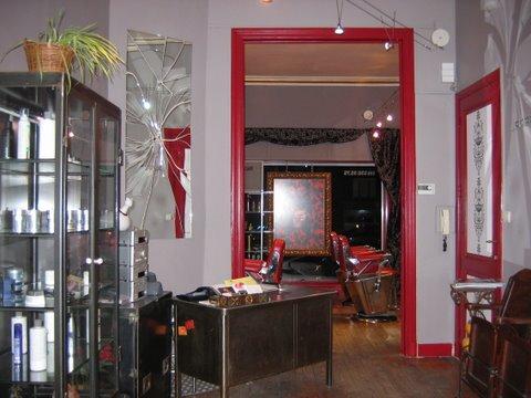 La causerie salon de coiffure mixte - Salon de coiffure a bruxelles ...